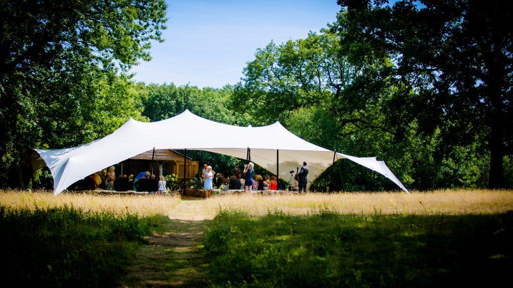 Countryside wedding styling photo